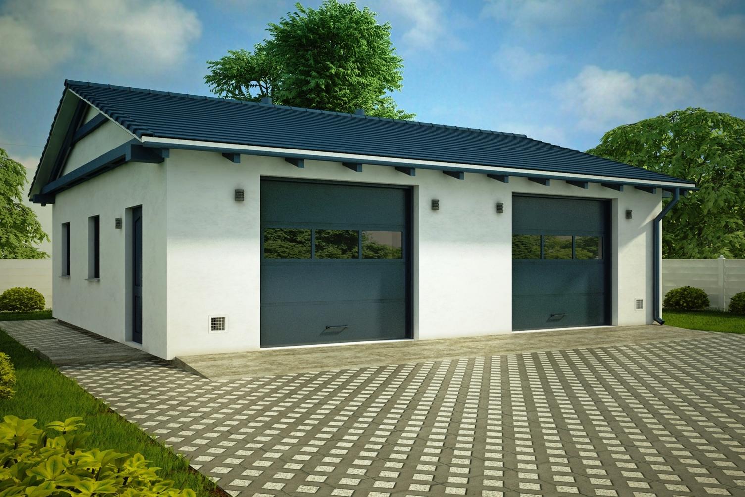 Строительство гаражей под ключ в Смоленске